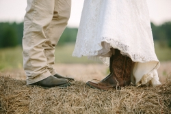 Jessica and Britton were married at Wolftrap Farm on September 21, 2014